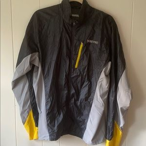 Marmont Men's Nylon Full Zip Jacket (Medium)